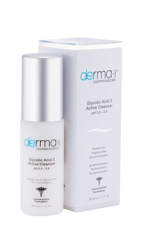 Glycolic Acid 3 – Active Cleanser Image