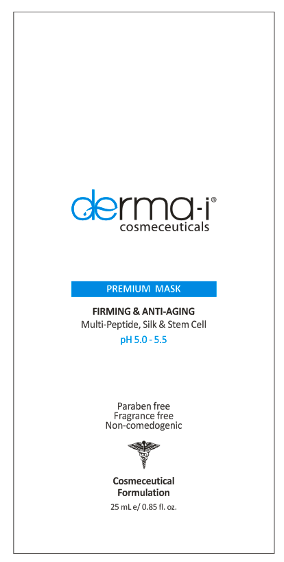 [Mask] FIRMING & ANTI-AGING Multi-Peptde, Silk & Stem Cell Image