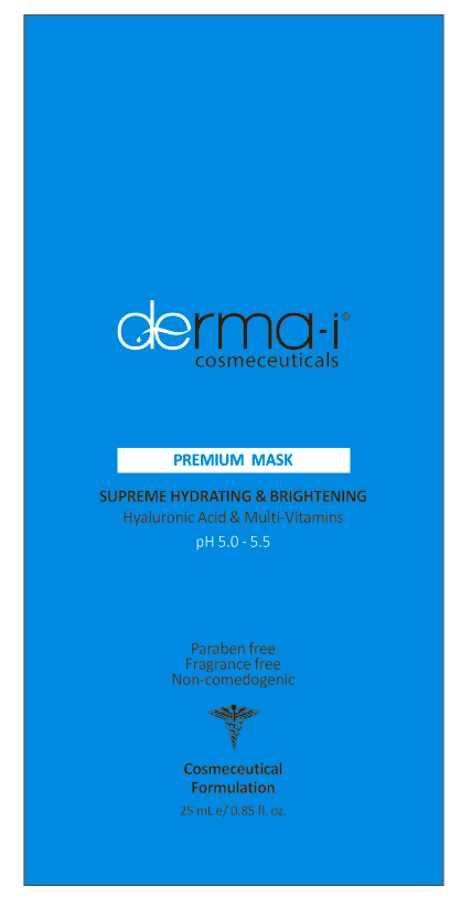 [Mask] SUPREME HYDRATING & BRIGHTENING Hyaluronic Acid & Multi-Vitamins Image